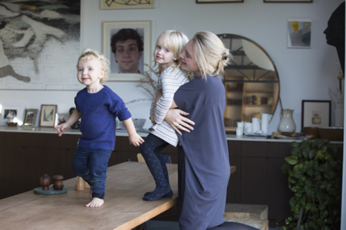 A Norwegian Interior Designer And A Mom of Two, Stine Christiansen Shares What Inspires Her