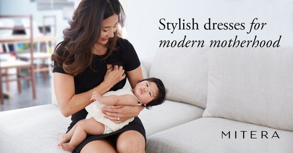 Chic and Practical Clothing for The Working Pregnant and Breastfeeding Mama