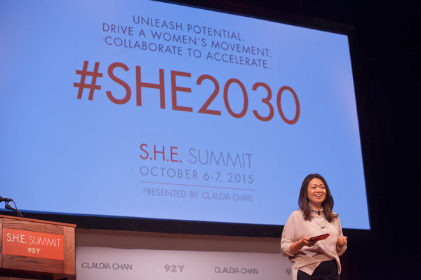 S.H.E Summit's Founder Claudia Chan On Life, Family and Career as a Women's Empowerment Accelerator