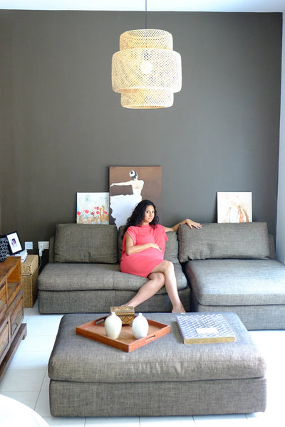 Entrepreneur Sahar Wahbeh on Starting a Business and Motherhood