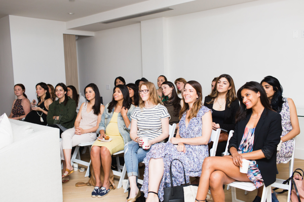 #MamasMakingIt Panel NYC Brunch: Entrepreneurial Moms Share Their Secrets to Building Successful Brands