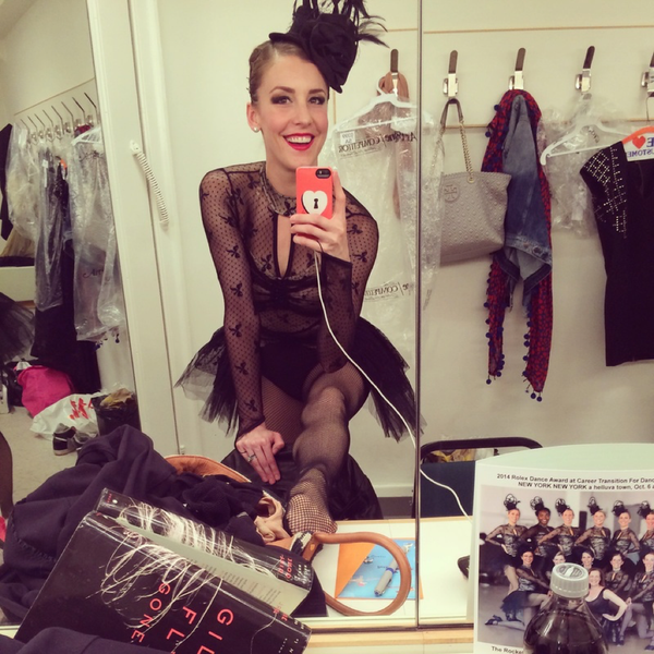 "Brittany Marcin Maschmeyer: ""I am a Broadway Dancer, I am a Mom."""