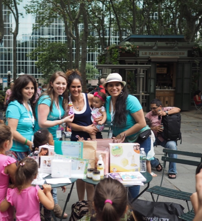 NYC's Breastfeeding World 2nd Annual Big Latch On