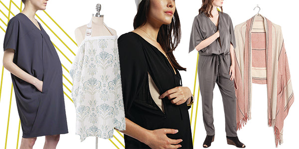 Build Your Breastfeeding Wardrobe
