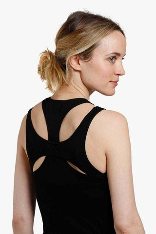 The Jennifer Nursing Tank (black)