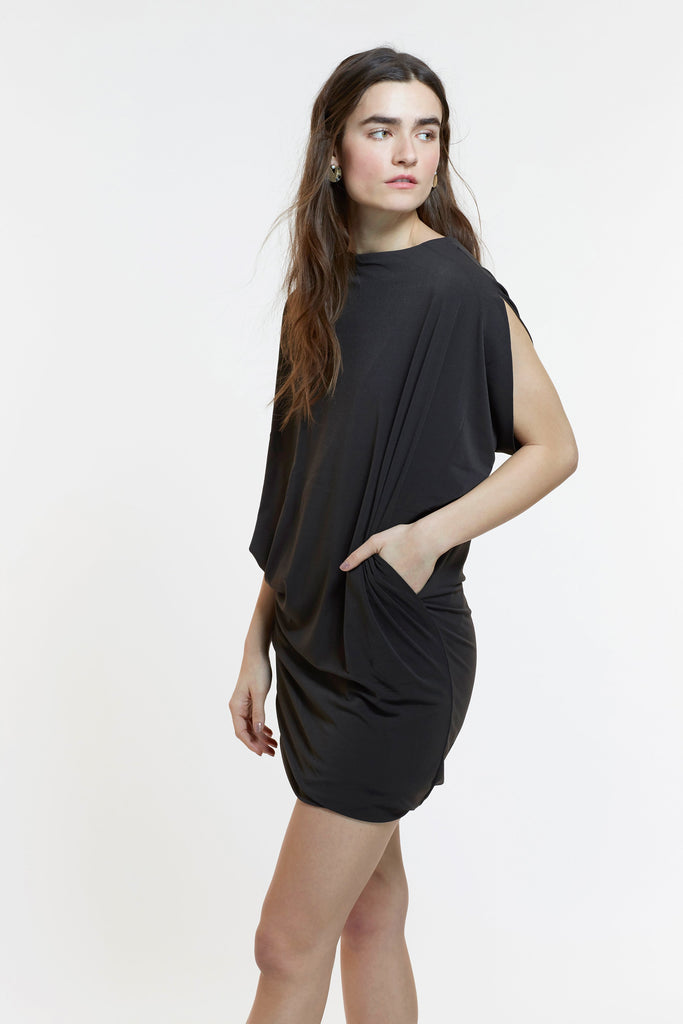The Sahar Dress <i> (Ivory) </i>