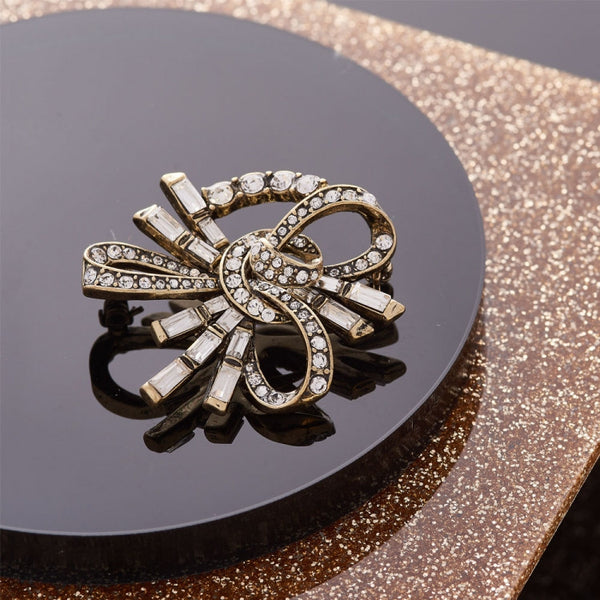 Art Deco Inspired Brooch