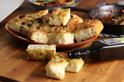 The Best Focaccia Recipe