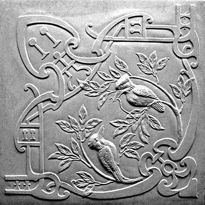Kookaburra Ceiling Corner Panel 935 x 935mm