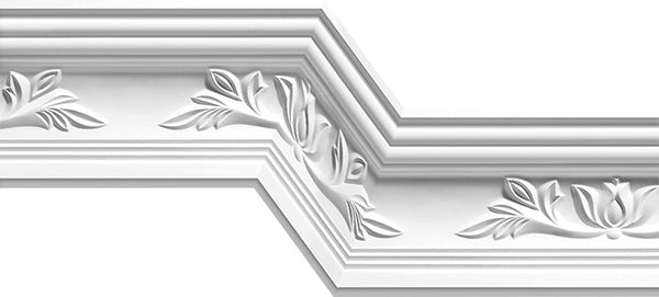 plaster cornice iS7   ceiling 85 x wall 110mm
