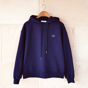 N A C H H A L T I G * Hoodie Sweater - Pony Club - ocean blue