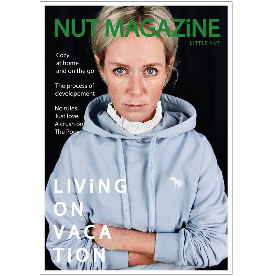 Nut Magazine - Living on vacation - Pdf Download
