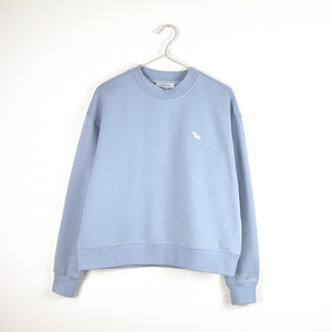 Sweatshirt - Pony - steel blue