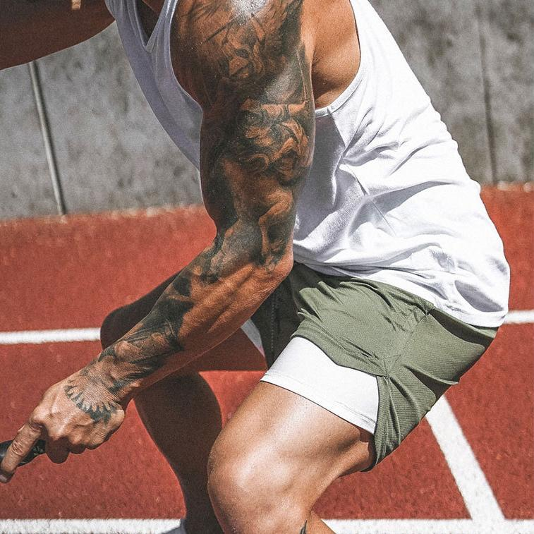Fitness Shorts With Pockets - Max Grit Fitness Shop