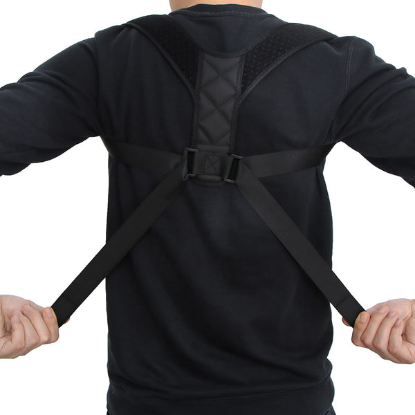 Back Posture Corrector with Adjustable Straps