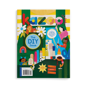 20: The DIY Issue (Current issue!)