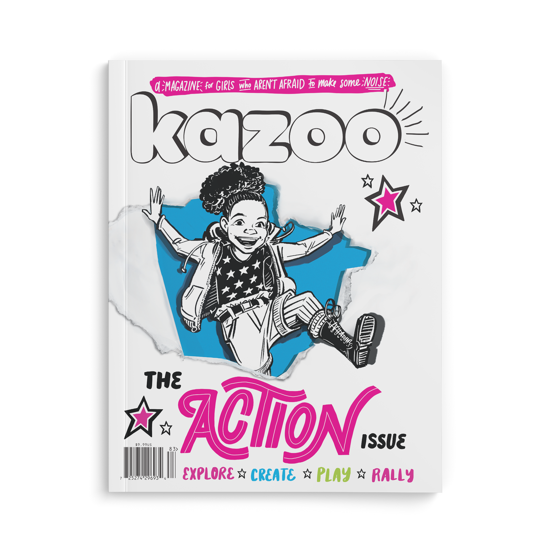 10: The Action Issue