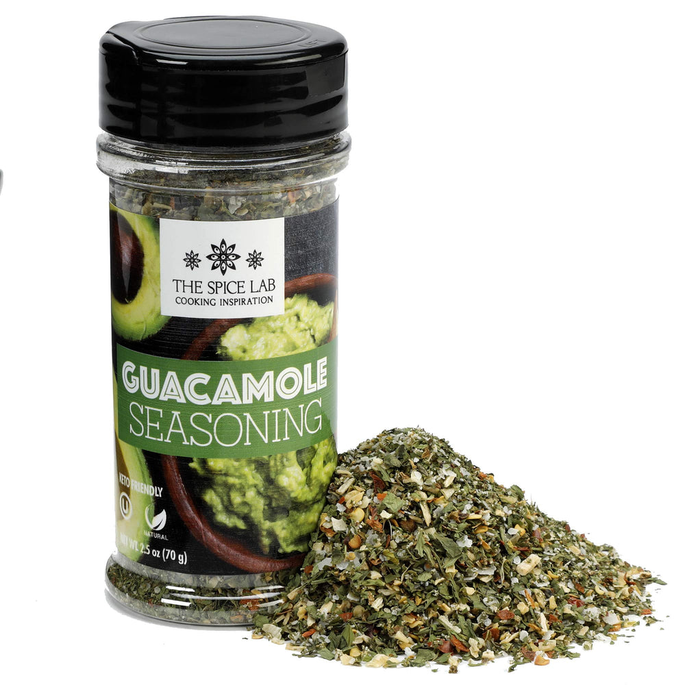 Load image into Gallery viewer, The Spice Lab All Natural Taco Seasoning - NO FILLERS - No DAIRY - CLEAN LABEL - No Corn Meal - Mexican Seasoning - 7051