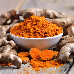 Load image into Gallery viewer, The Spice Lab Ground Turmeric Powder W/ Curcumin - All Natural Kosher Non GMO Gluten Free - Full Of Health Benefits - 5013