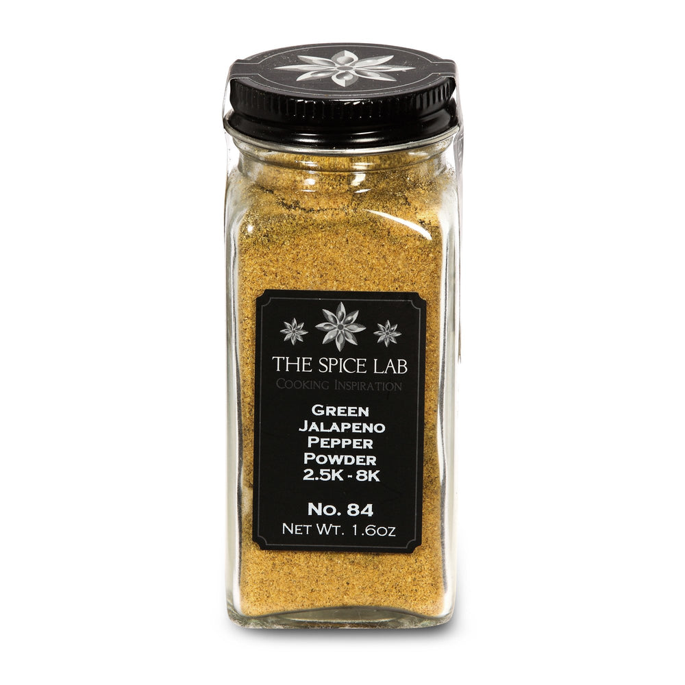 Load image into Gallery viewer, The Spice Lab Green Jalapeno Pepper Powder - All Natural Kosher Non GMO Gluten Free - 5084
