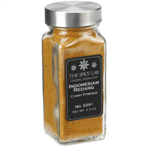 Load image into Gallery viewer, The Spice Lab Indonesian Rendang Curry Powder - Kosher Gluten-Free Non-GMO All Natural Brand