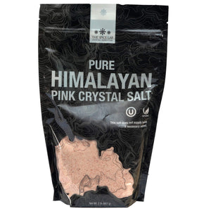 Load image into Gallery viewer, The Spice Lab Himalayan Salt - Fine - Pink Himalayan Salt is Nutrient and Mineral Dense for Health - Gourmet Pure Crystal - Kosher & Natural Certified