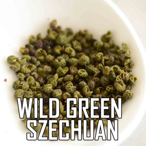 Load image into Gallery viewer, The Spice Lab No. 59 - Wild Green Szechuan Peppercorn - Kosher Gluten-Free Non-GMO All Natural Pepper