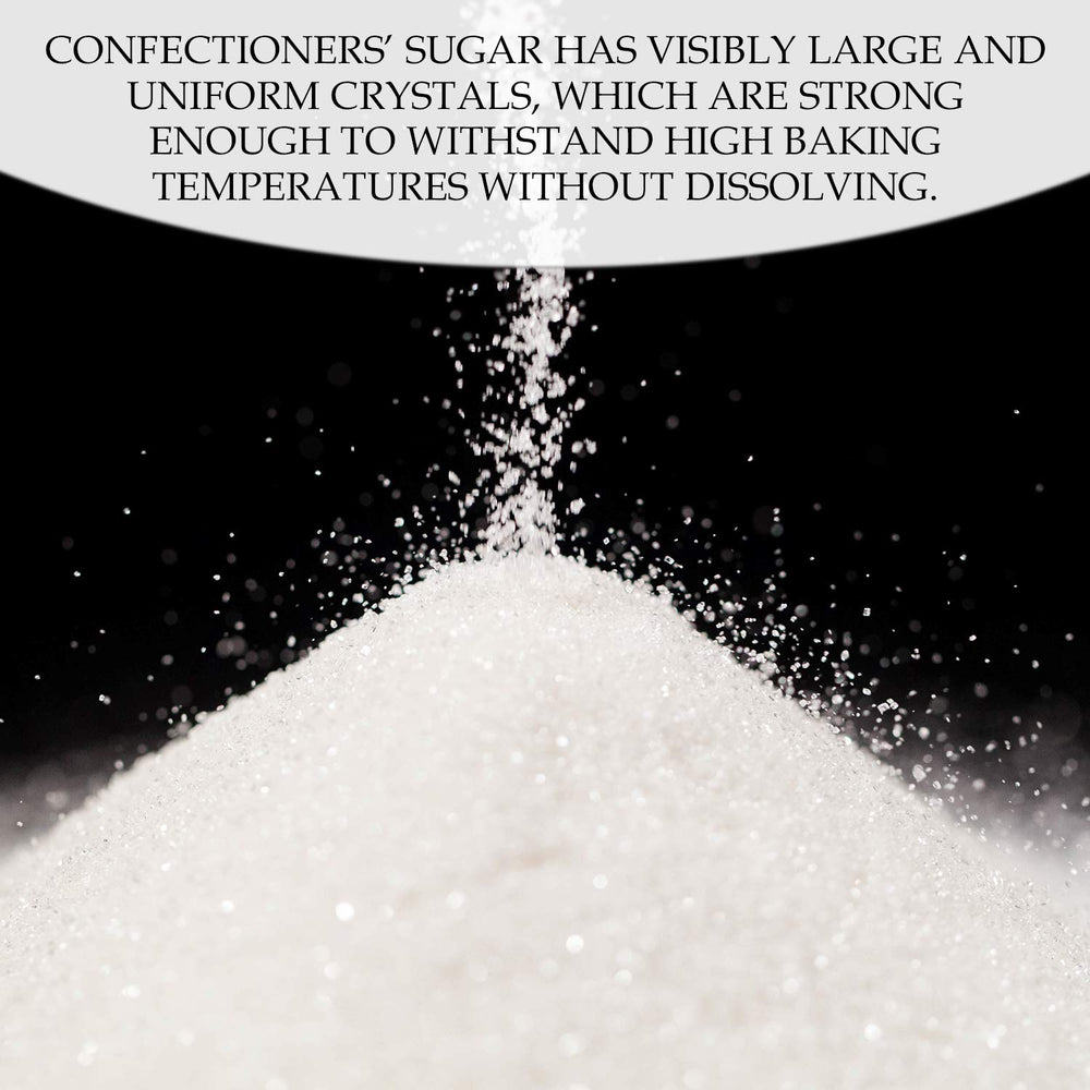 Load image into Gallery viewer, The Spice Lab Confectioners Con AA Sugar - Extra Coarse - Decorative White Sugar Crystals
