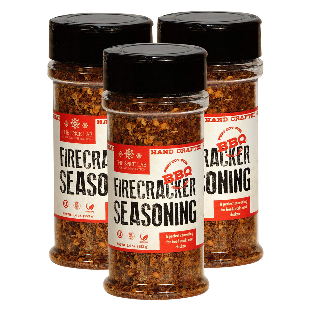 Load image into Gallery viewer, The Spice Lab No. 13 - Firecracker Spicy Steak Seasoning