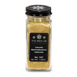 Load image into Gallery viewer, The Spice Lab Ground Mediterranean Oregano - Kosher Gluten-Free Non-GMO All Natural Spice - 5187