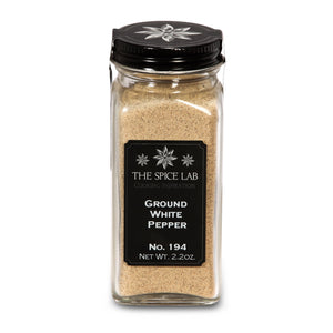 Load image into Gallery viewer, The Spice Lab Ground White Pepper - Kosher Gluten-Free Non-GMO All Natural Spice - 5194