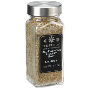 Load image into Gallery viewer, The Spice Lab No. 284 - Celery Salt - Gluten-Free Non-GMO All Natural Premium Gourmet Salt