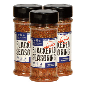 Load image into Gallery viewer, The Spice Lab New Orleans Blackened Seasoning Blackening Blend (No Fillers, Clean Label, All Natural) Kosher - 7028