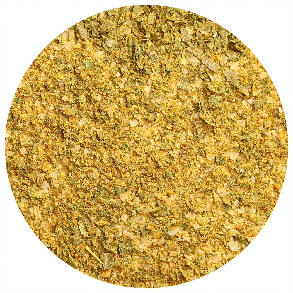 The Spice Lab Key West Seafood Seasoning - Great on Gulf Seafood - Snapper, Grouper, Shrimp & Shellfish - 7001