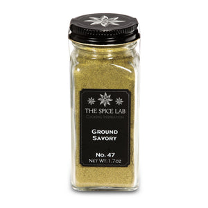 Load image into Gallery viewer, The Spice Lab No. 47 - Ground Savory - Kosher Gluten-Free Non-GMO All Natural Spice