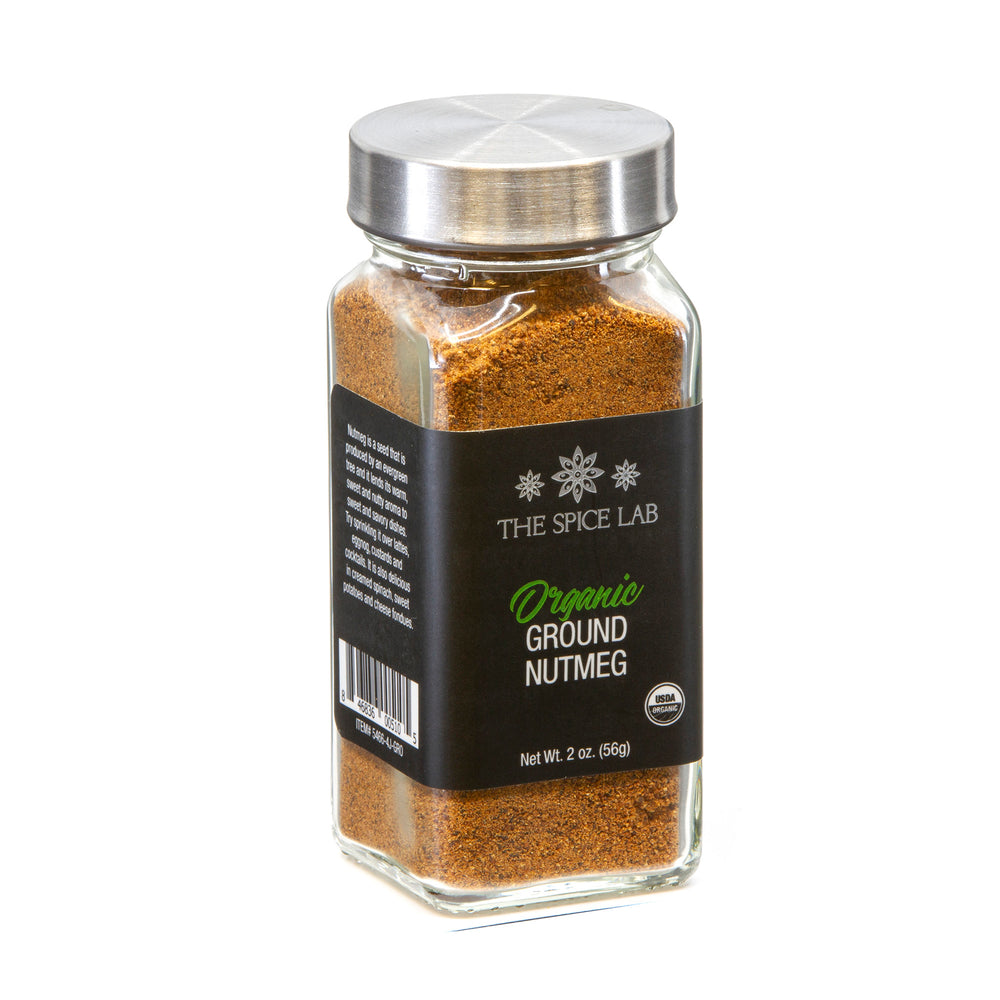 The Spice Lab USDA Organic Spices Collection - French Jar