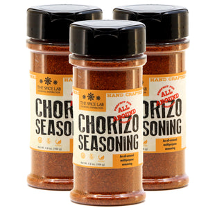 Load image into Gallery viewer, The Spice Lab Spanish Chorizo Seasoning - A Taste of Spain for Sausage, Chicken, Vegetarian Dishes & More - 7019