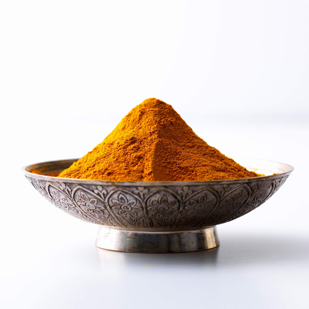 Load image into Gallery viewer, The Spice Lab No. 13 - Ground Turmeric Powder W/ Curcumin - All Natural Kosher Non GMO Gluten Free - Full Of Health Benefits