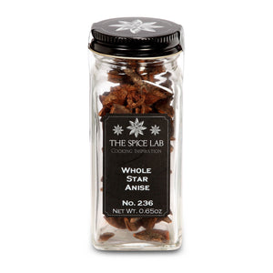 Load image into Gallery viewer, The Spice Lab Whole Star Anise - All Natural Kosher Non GMO Gluten Free - 5236