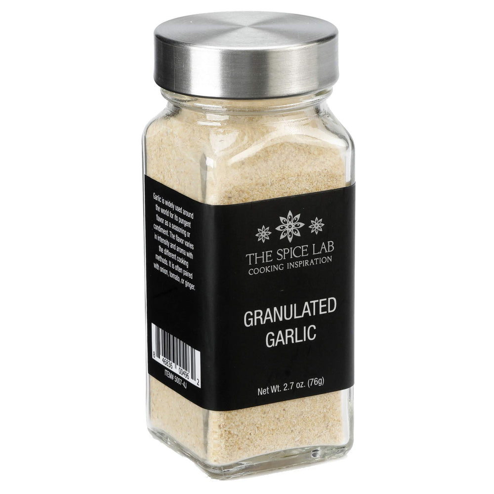 Load image into Gallery viewer, The Spice Lab Granulated Garlic - Gluten-Free Non-GMO All Natural Spice - 5007
