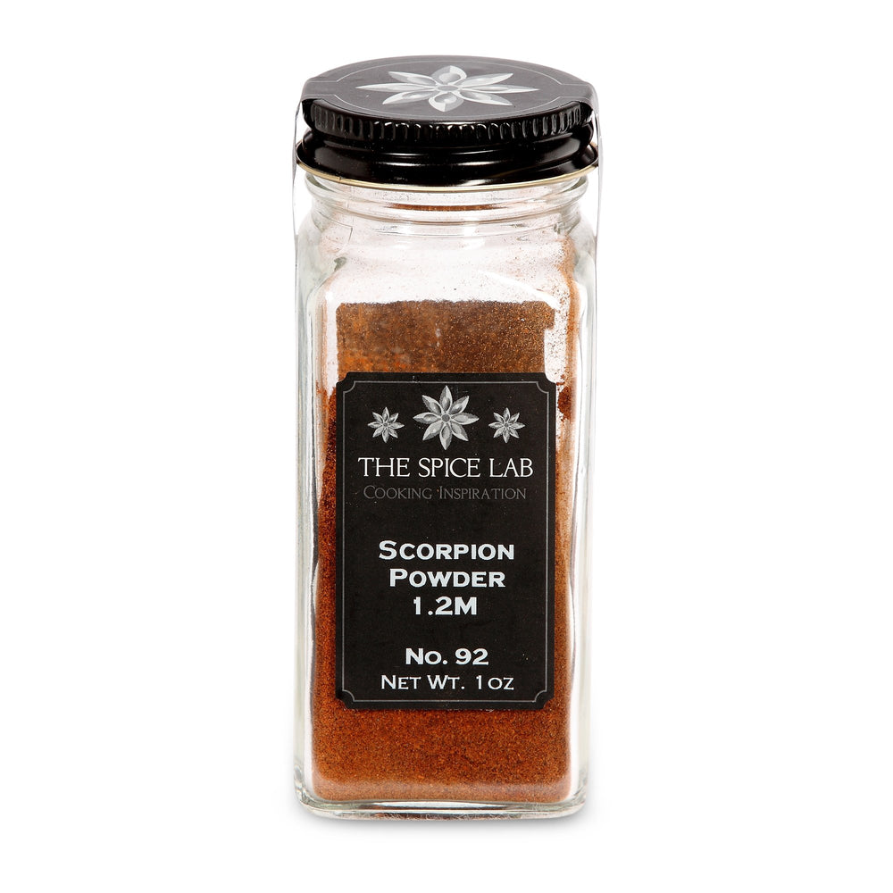 Load image into Gallery viewer, The Spice Lab Scorpion Powder Spice - All Natural Kosher Non GMO Gluten Free Spice - 5092