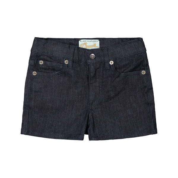 Giants denim shorts