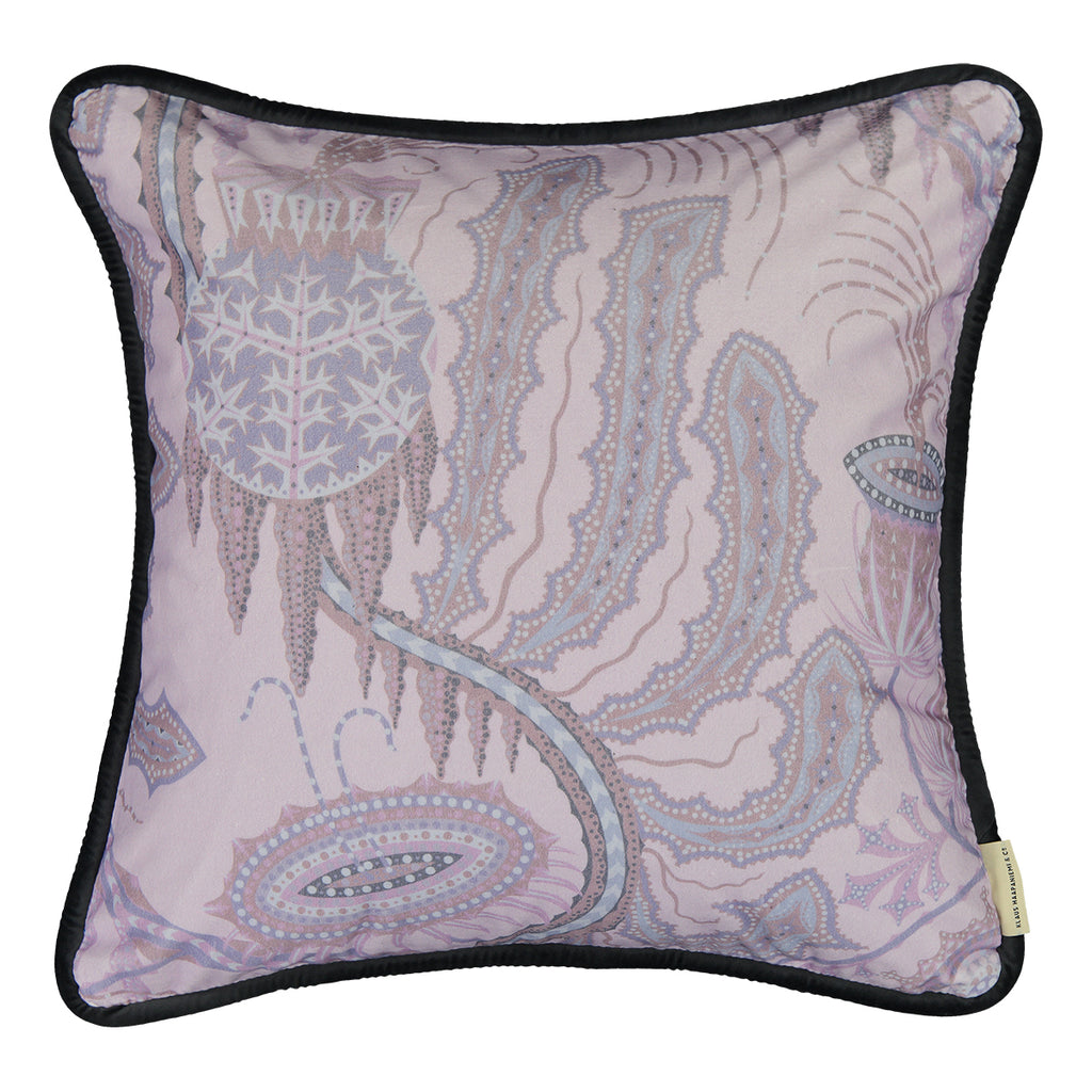 Ice Palace Pink cushion