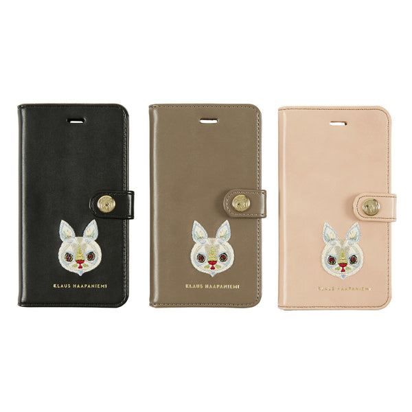 Pippa the cat leather iPhone6 case