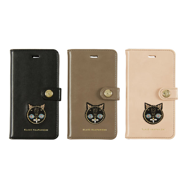 Putte the Cat leather iPhone 6 case