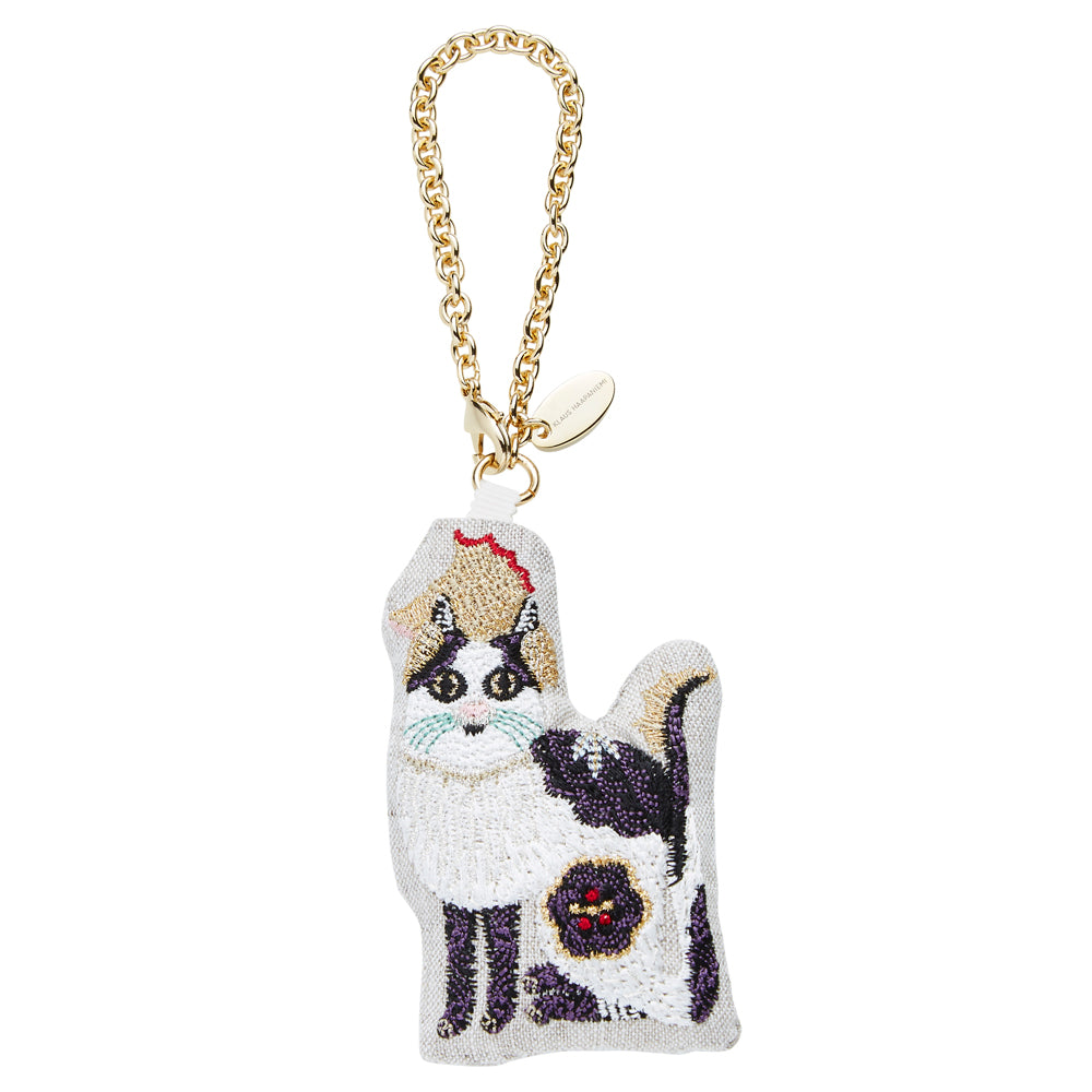 Bag charm Ryder Cat
