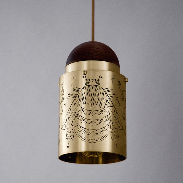 Bee Pendant Light