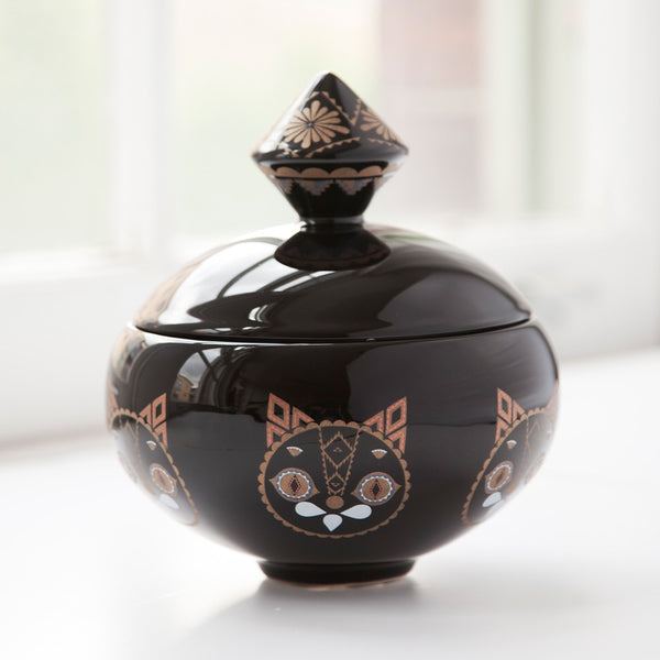 Black Cat Jar
