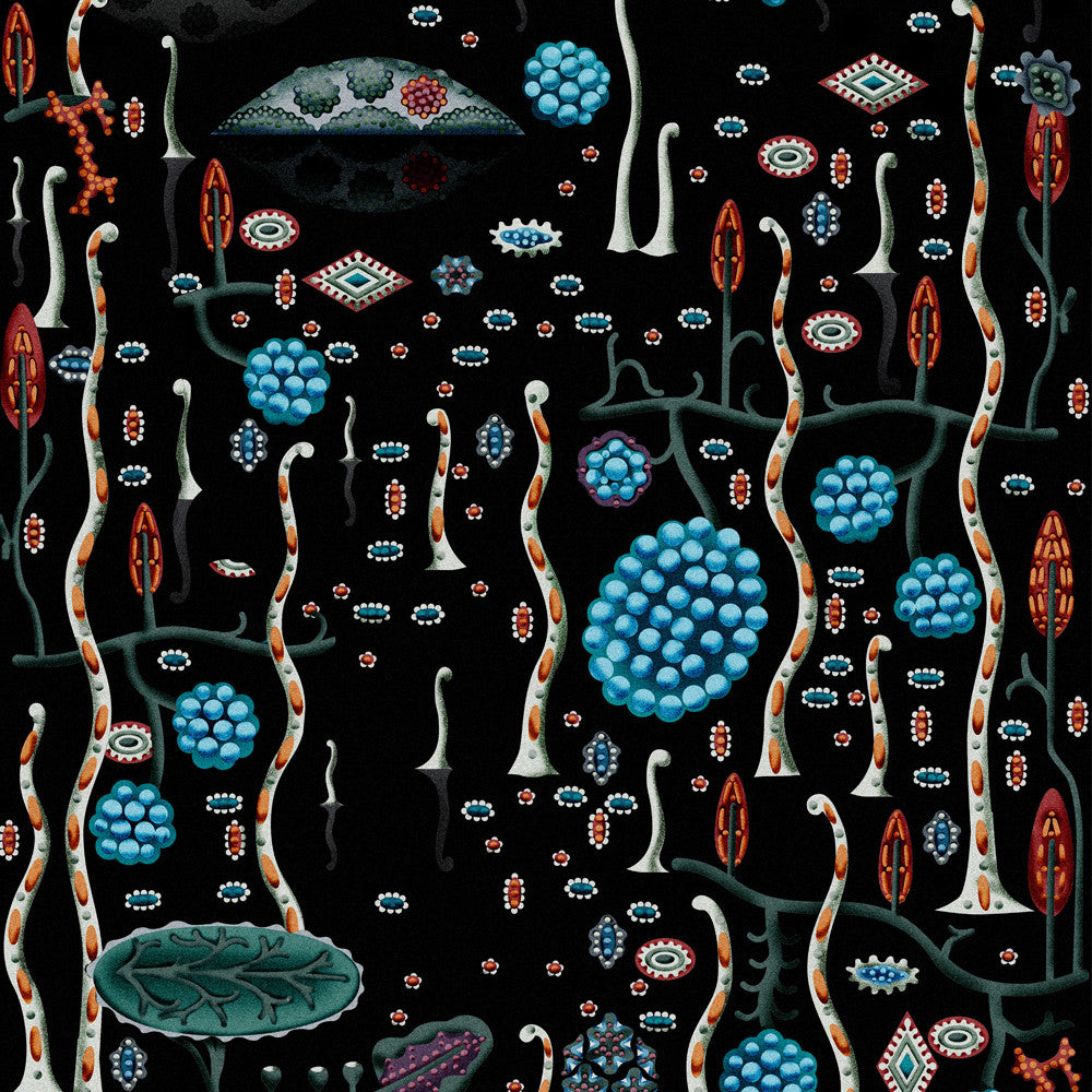 Black Lake fabric