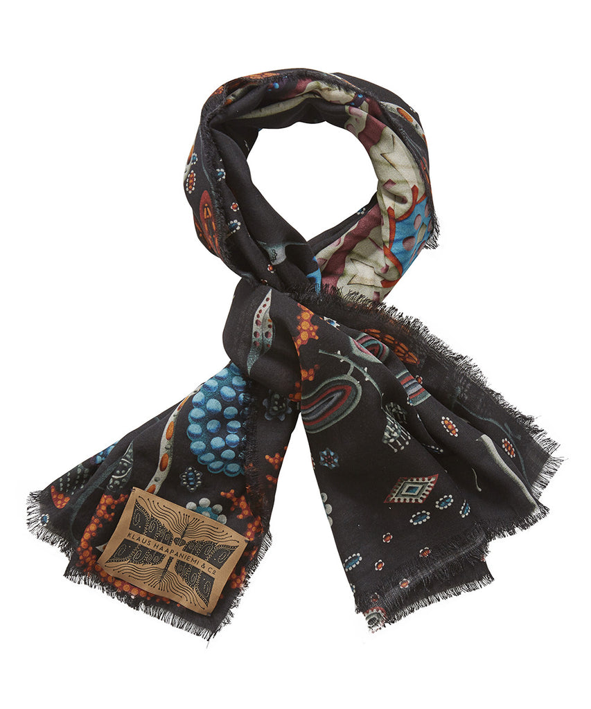 Black Lake Odin scarf